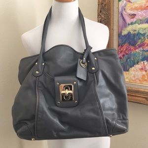 B Makowsky leather bag!